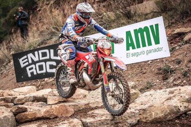 Modalidades de Motociclismo: Enduro