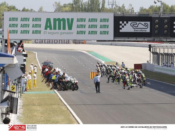 Carrera AMV 24 horas de Cataluña