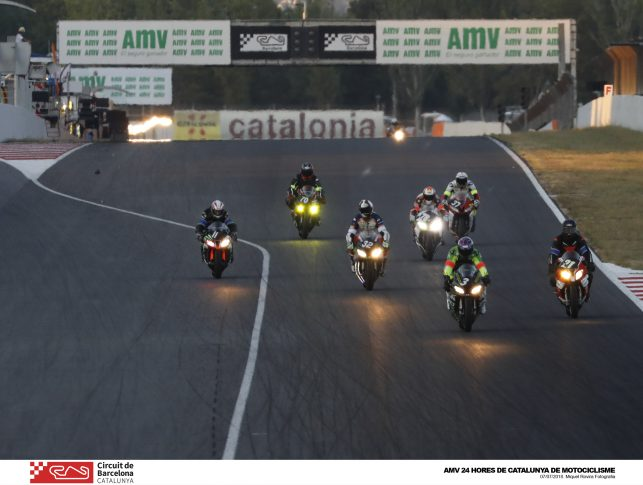 Carrera Nocturna AMV 24 horas de Cataluña