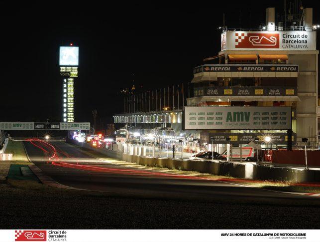 AMV 24 Horas de Cataluña en horario nocturno