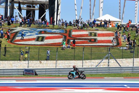 entrenamientos libres en el Circuito de Las Américas