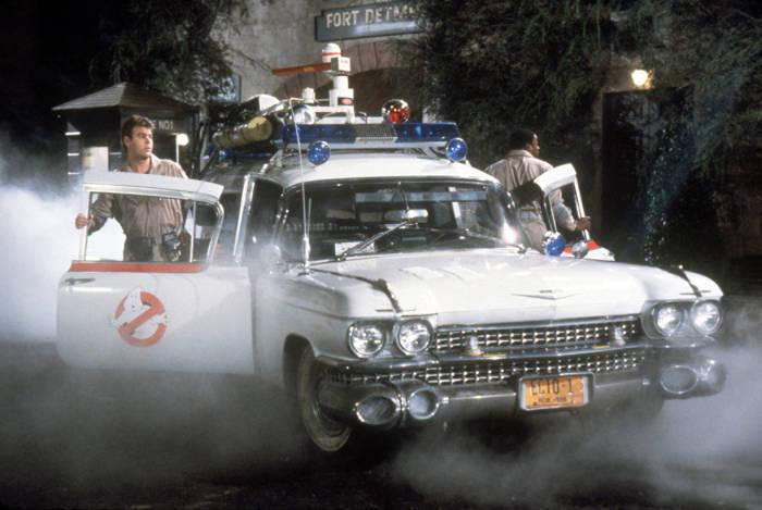 Vehículo famoso del cine: Cadillac Miller-Meteor