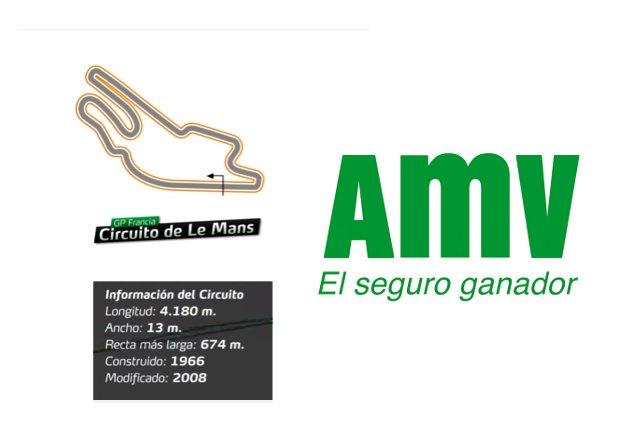 GP Le Mans (AMV prensa)