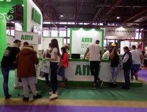 AMV en MotoMadrid 2019