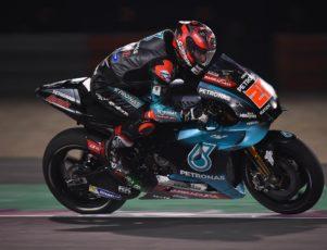FABIO QUARTARARO (FRA) MotoGP Test Doha 2019