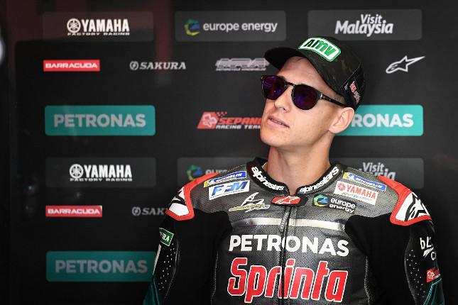Fabio Quartararo MotoGP de Italia 2019