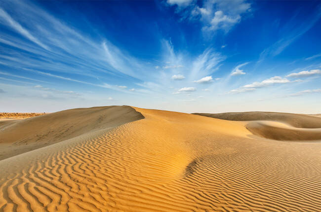 Dakar - Desierto