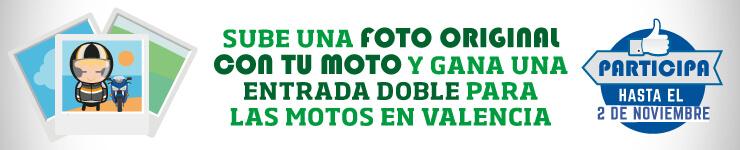 Participa y gana una entrada doble para el GP de Valencia