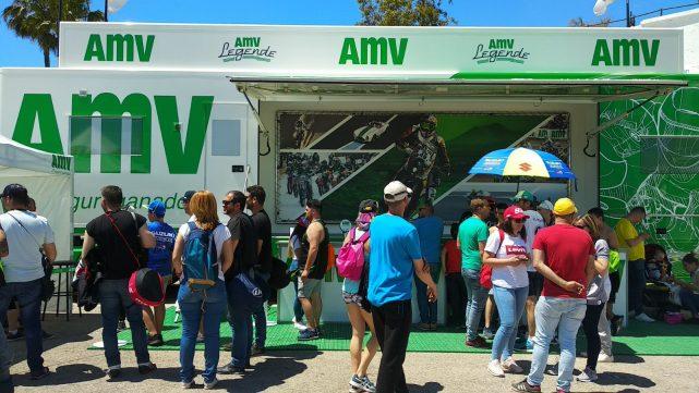 AMV seguros en el MotoGP de Jerez 2018