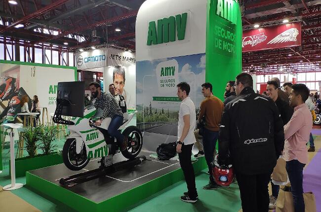 Simulador MotoGP AMV