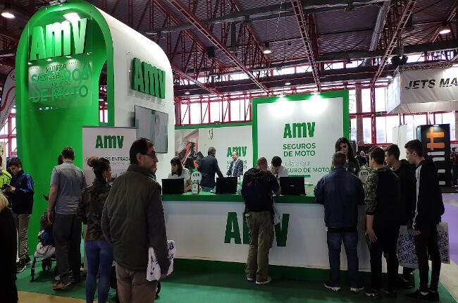 Stand AMV MotoMadrid 2019