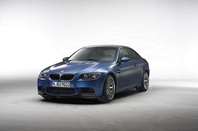 Jorge Lorenzo recibió un BMW M3 con paquete de competición