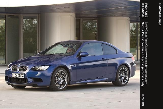 Jorge Lorenzo recibió un BMW M3