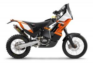 KTM 450 Rally Dakar