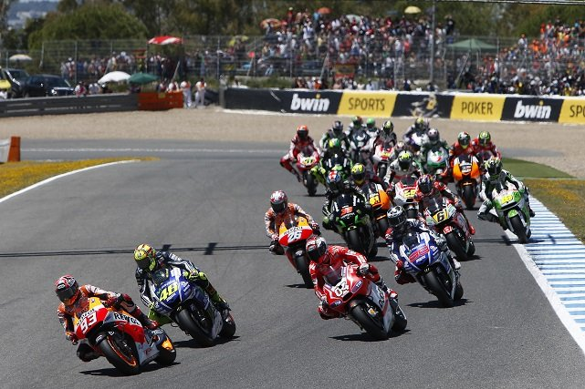 Calendario MotoGP 2017