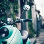 Motos de ciudad, scooter.