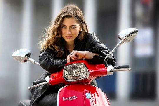 Ropa de moto para mujeres