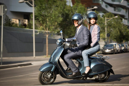 Opiniones AMV a la hora de elegir un scooter