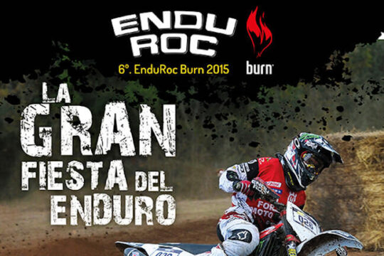 poster Enduro 2015