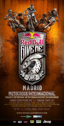 Red Bull Give Me Five