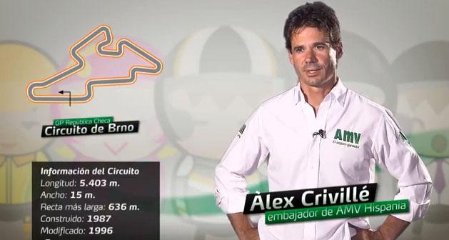 Álex Crivillé- GP República Checa 2013