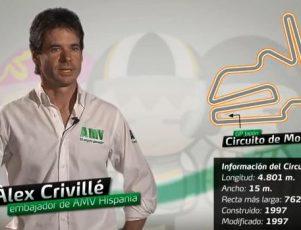 Alex Crivillé circuito de Motegi