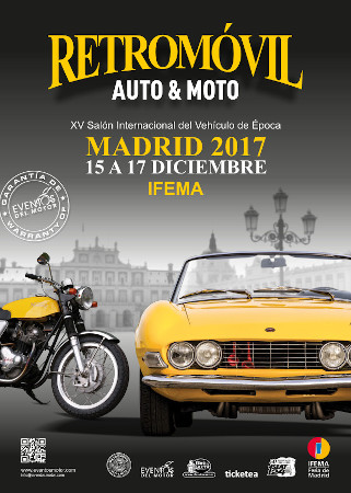 Retromovil - Cartel