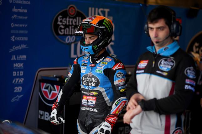 Arón Canet: MotoGP de las Américas