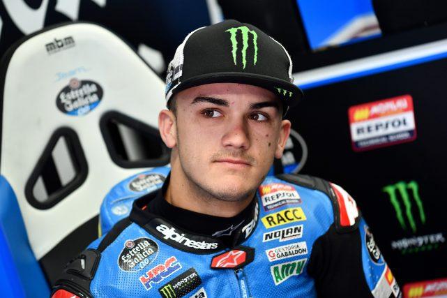 Arón Canet - MotoGP Mugello