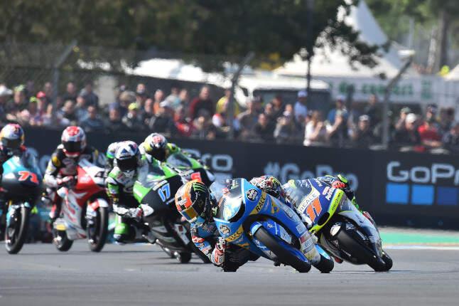 Arón Canet - MotoGP Francia