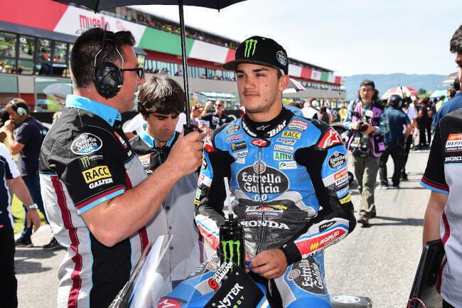 Aron Canet- Gran Premio de Italia 2018 - MotoGP
