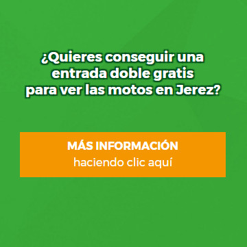 Gana una entrada doble para el GP de Jerez