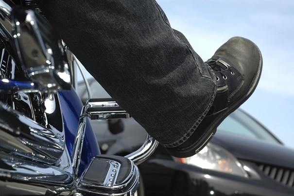 Botas de moto.