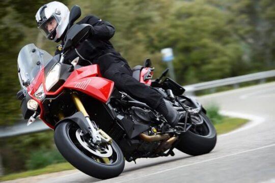Botas para viajes en moto