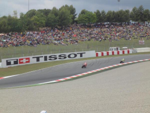 Circuito entrenamiento pretemporada MotoGP 2014