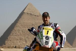 Calendario Competición Rally 2012