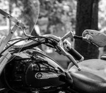 carenado de una moto