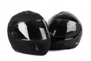 Cascos de moto integrales (iStock)