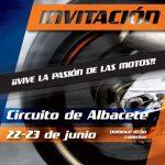 Invitación AMV CEV de Albacete