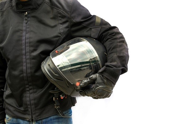Chaqueta para moto scooter