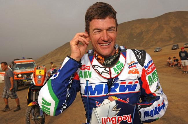 Marc Coma- Clasificación General Dakar 2012