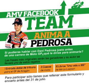 Banner facebook anima a Pedrosa