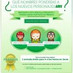 Poster Concurso personajes AMV