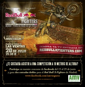 Concurso AMV- Red Bull X-Fighters