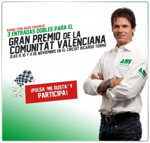 Concurso AMV Seguros- Facebook