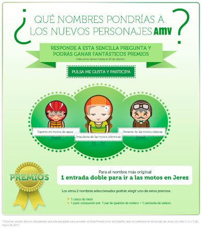Concurso AMV