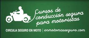 Campaña para cursos de conducción segura para motoristas