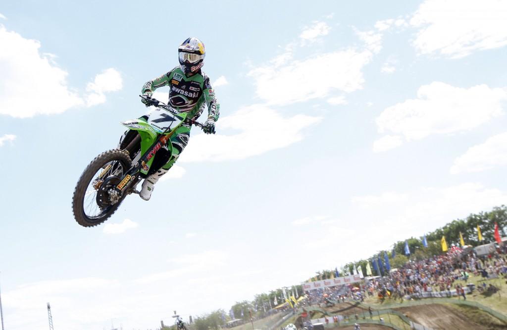 Cross. Piloto Motocross (AMV Prensa- Fotógrafo: Juan Pablo Acevedo)