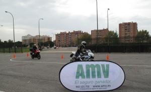 Curso de conducción - Fundación AMV
