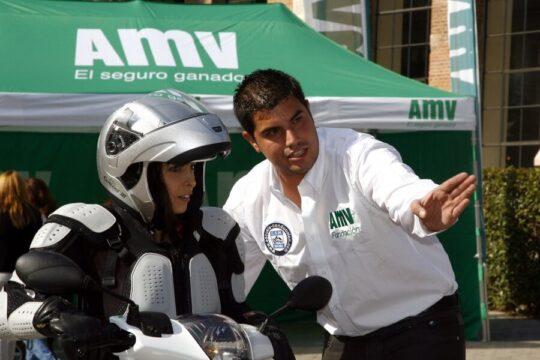 Fundación AMV- Cursos Conducción Moto